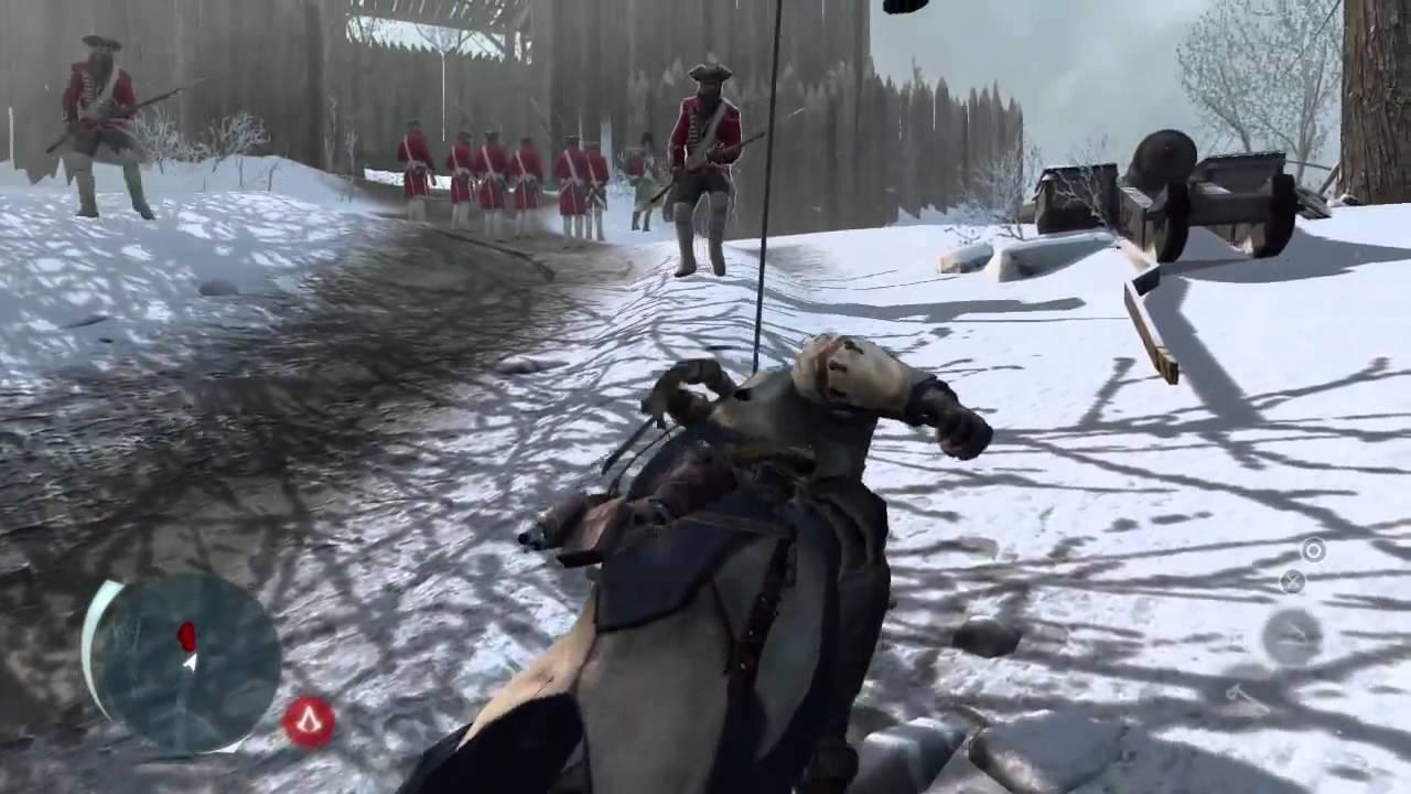 Assassin's Creed III - Gameplay Walkthrough E3 2012 Demo ...