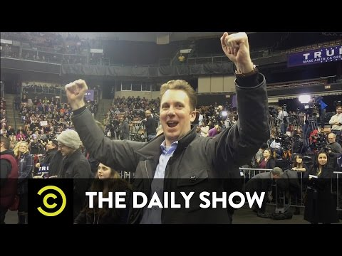 The Daily Show - Donald Trump: The Greatest Show on Earth