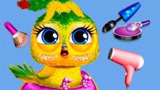 Fun Animal Care Games - Animal Hair Salon Baby Jungle