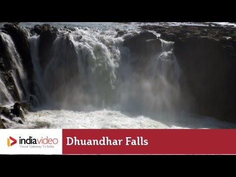 Dhuandhar Falls on the Narmada River, Bhedaghat