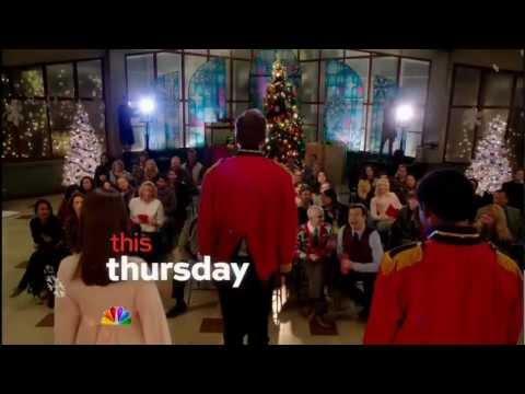 NBC Christmas 2011 Promo (08/12/2011) - Community/Parks & Rec/The
