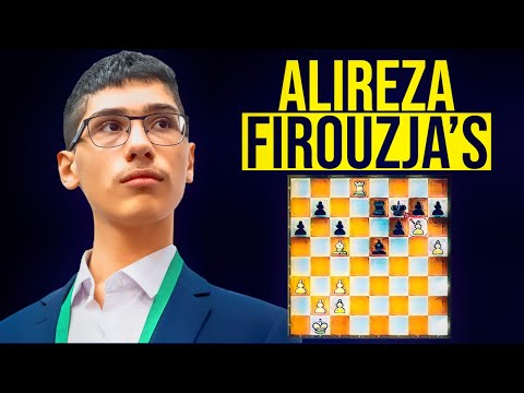 Alireza Firouzja's Fabulous 2019 | Games of the Week - GM Denes Boros