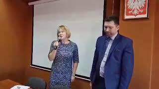 Barbara Michoń wiceprzewodniczącą łosickiej Rady Powiatu