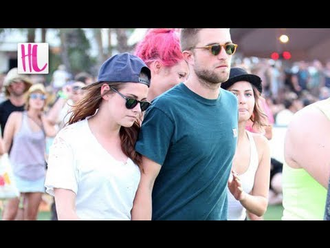 Kristen Stewart Robert Pattinson Spotted Holding Hands