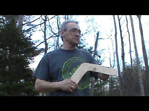 Primitive Hunting: The Boomerang 2 - Target Practice video