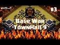 #3 Base War TH 9 Keren Anti 2 Star + Replay
