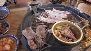 Korean Bbq | Samgyupsal at Samgyup Story Fairview Quezon City