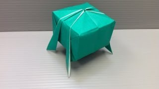 Daily Origami: 133 - Insect Cage