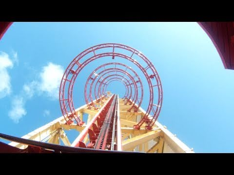 Universal Hollywood Rip. Ride. Rockit (HD POV Front) Universal Studios Florida Roller Coaster