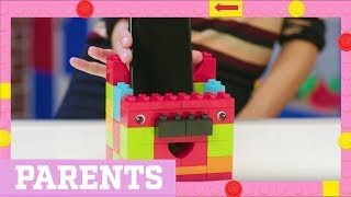 Build a LEGO Phone Stand | LEGO Family How To