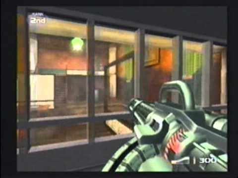 Timesplitters 2 (PS2) Online with Xlink Kai [8/2/2010] (Video 2 of 2)