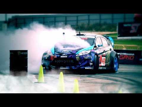 Best of Ken Block 2015【HD】