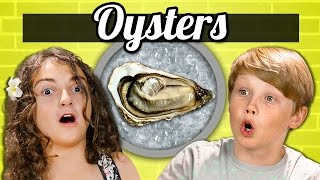 KIDS vs. FOOD - OYSTERS
