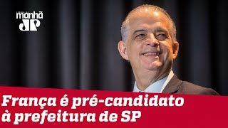 Márcio França é pré-candidato à prefeitura de São Paulo, indica partido