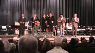Primitive Quartet live in Baxter, Tennessee