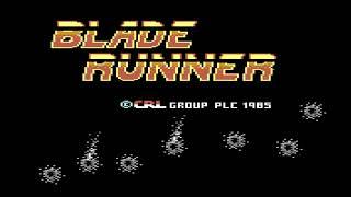 Blade Runner - main theme (Commodore 64)