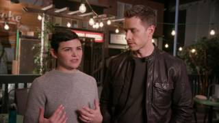 Ginnifer Goodwin & Josh Dallas, on singing vs. lip syncing Once Upon a Time ABC