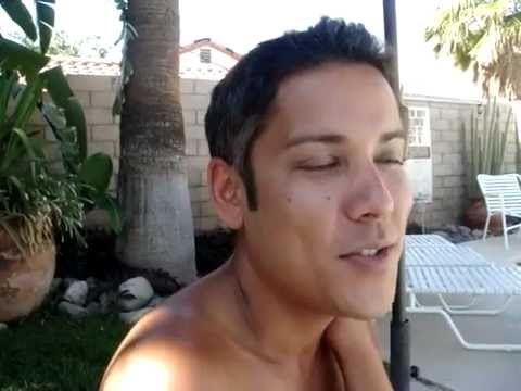 Poolside Peckers At The Triangle Inn Palm Springs—a Gay Men's Clothing Optional Resort! video