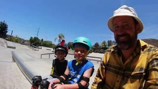 Inspiring The Youth Through Skateboarding