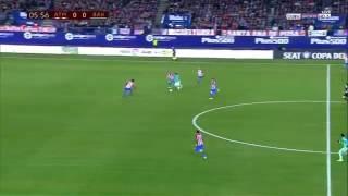 أهداف مباراة برشلونة ضد أتلتيكو مدريد يوم (1/2/2017)