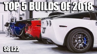 Top 5 Race Proven Motorsports Builds of 2018 | RPM S6 E22