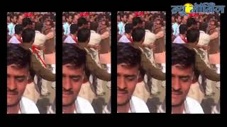 SHOCKING! Madhya Pradesh CM Shivraj Singh Chouhan slaps man during rally | viral video