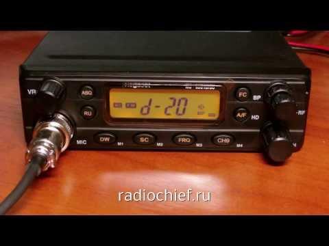 Мини обзор радиостанции MegaJet MJ-650 Turbo