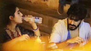 Saif Ali Khan's daughter Sara Ali Khan spotted on a DATE with Harshvardhan Kapoor