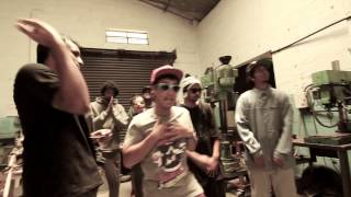 INDIAN RAP CYPHER [ Bangalore ]  - CHARLES DICKENSON , SMOKEY THE GHOST , BIG DEAL , BRODHA V