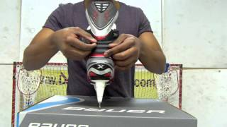 Bauer Vapor X3.0 Ice Hockey Skate Video Review
