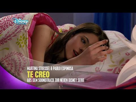 VIOLETTA Musikvideo - Te Creo - Violetta & Tomas Duett // Martina Stoessel & Pablo Espinosa