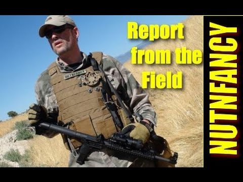 Trench Warfare Testing: Report From Field by Nutnfancy
