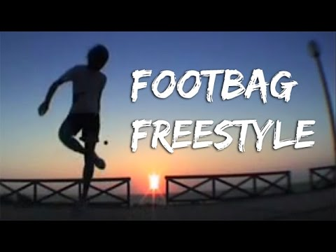 DVD Footbag Freestyle - French