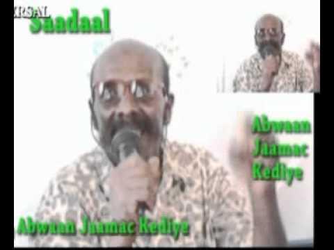 Abwaan Jaamac Kediye gabay Wadani ah