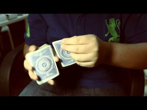 Card flourishes-Spinity