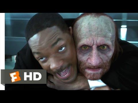 Men In Black II - That's How I Fight Scene (8/10) | Movieclips