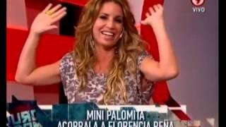 Duro de Domar - Verdadero / Falso: Florencia Peña parte 3  18 11 11