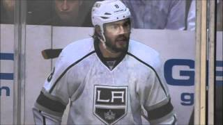 Drew Doughty Temper Tantrum Game 5 Kings @ Coyotes