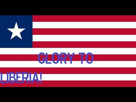 Making History-Modern World-Glorious LIBERIA