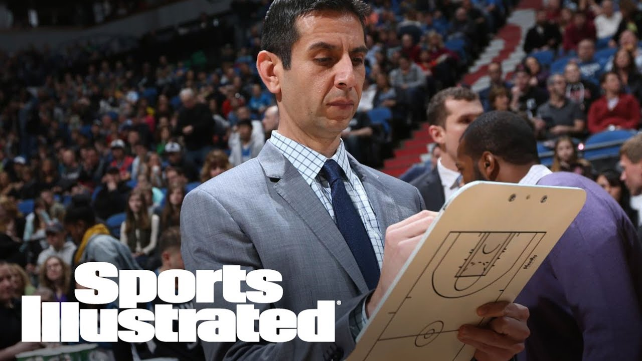 James Borrego To Become Next Hornets Head Coach | SI Wire | Sports Illustrated