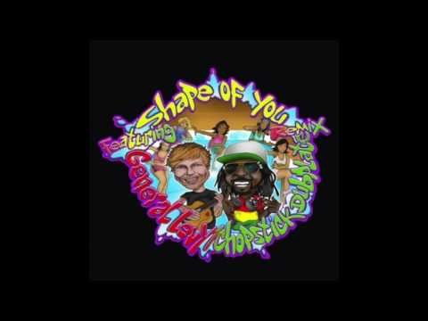 Ed Sheeran v General Levy - Shape Of You (Jungle Remix) #1