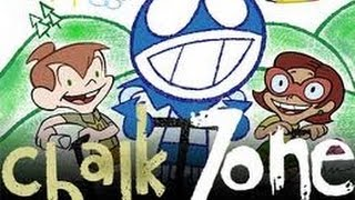 Cartoon Conspiracy Theory | The Truth Behind ChalkZone
