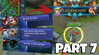 What Happens When You Pick Layla on Ranked? PART 7 | Poor Layla by Batute