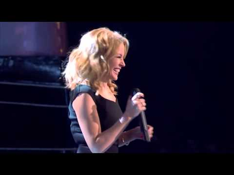 Kylie Minogue, Will.I.Am, Tom Jones & Ricky Wilson - I Predict A Riot & Can't Get You Out Of My H