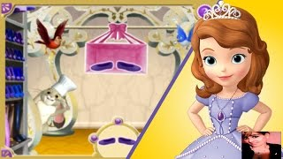 Sofia The First Full Game Episodes in English 2014 - Disney Games Sofia The First Fan (REACTION)