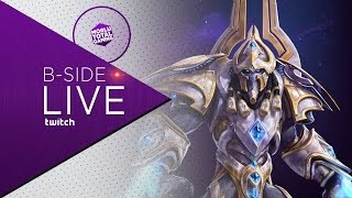 B-SIDE! HEROES OF THE STORM (ARTANIS) - MORLU TOTAL GAMING