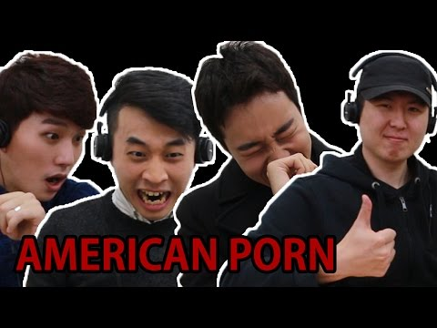 KOREAN GUYS WATCH AMERICAN PORN FOR THE FIRST TIME MP3