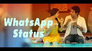 WhatsApp Status _ Sirikathey Video Song from REMO