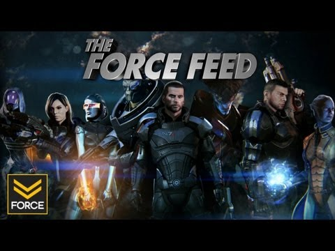 The Force Feed - Mass Effect 3 New Ending NOW AVAILABLE