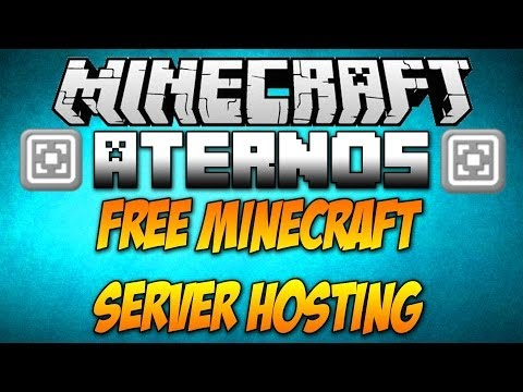 Minecraft: Free Server Hosting - Aternos (NO Survey or Download)